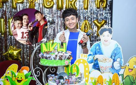 Xúc động với chia sẻ của Ngô Kiến Huy về Noo và Đông Nhi trong tiệc sinh nhật sớm