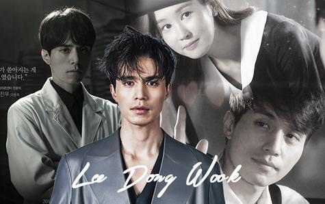 Lee Dong Wook: Chàng 'thần chết' vô duyên với tình yêu!