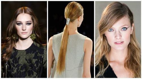 4 kiểu tóc hot nhất Thu - Đông 2015