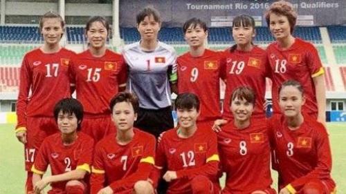Tuyển nữ Việt Nam vượt qua vòng loại thứ 2 Olympic 2016