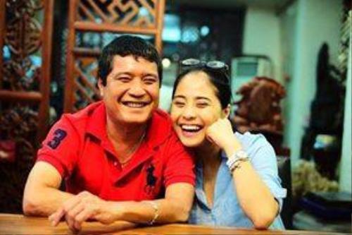 Sốc trước nghi án bố Kiều Anh bình luận thô lỗ trên Facebook Thu Phương