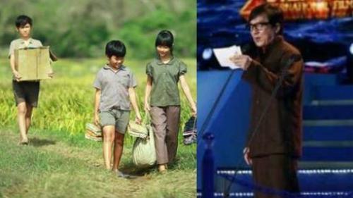 Hot: Thành Long trao giải thưởng lớn cho 'Tôi thấy hoa vàng trên cỏ xanh'