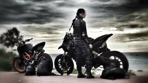 Nhung Kate: 'Đối với tôi, motor cũng có linh hồn'