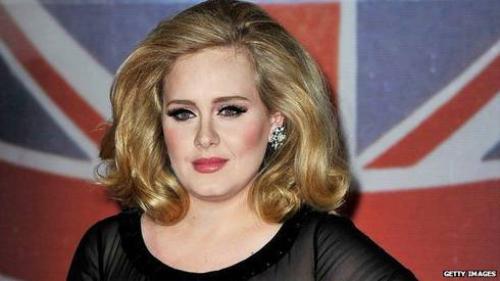 Adele hé lộ album mới trên The X Factor
