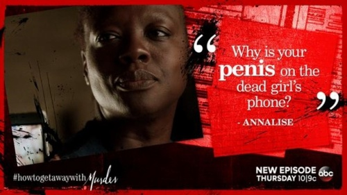 Những câu nói để đời của 'bà trùm' Annalise Keating