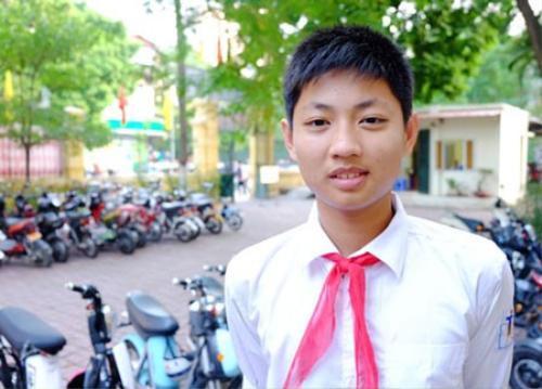 Học sinh Việt đầu tiên giành giải vàng Vô địch các đội Toán quốc tế