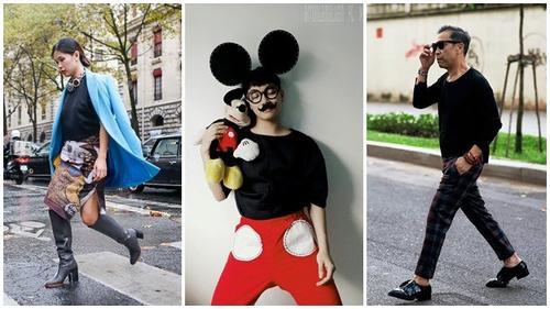 'Nghệ sĩ trong nước chưa ai thật sự tạo ra trào lưu ăn mặc'