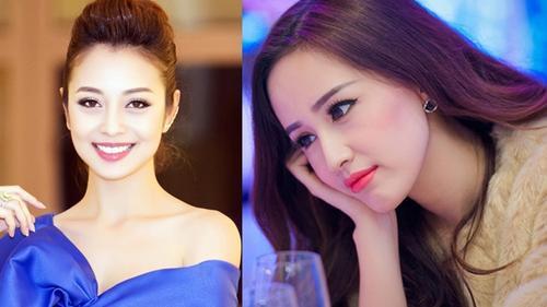 Jennifer Phạm, Mai Phương Thúy trang điểm đẹp với đôi mắt viền kỹ