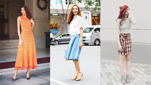 Nữ hoàng thời trang showbiz Việt 2016 sẽ vào tay ai?