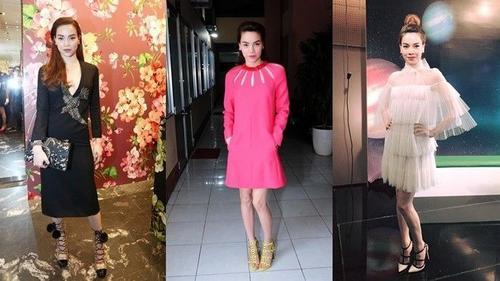 Vì sao Hà Hồ được 'tụng ca' là fashion icon của showbiz Việt?