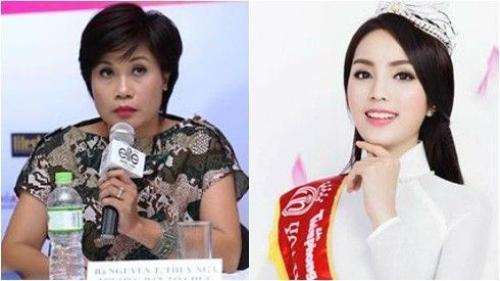 'Kỳ Duyên có quyền mơ ước thi Miss World nhưng…'
