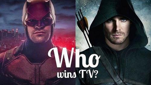 Marvel vs. DC: Trận chiến mới trên màn ảnh nhỏ