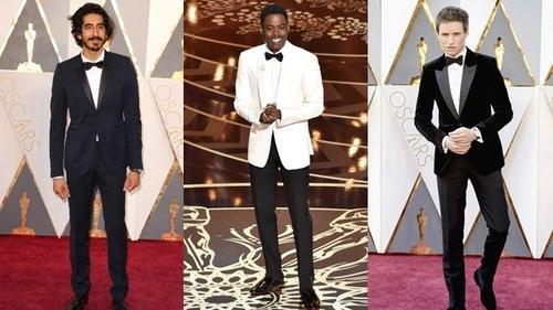 'Bóc mác' hàng hiệu những quý ông lịch lãm nhất thảm đỏ Oscar