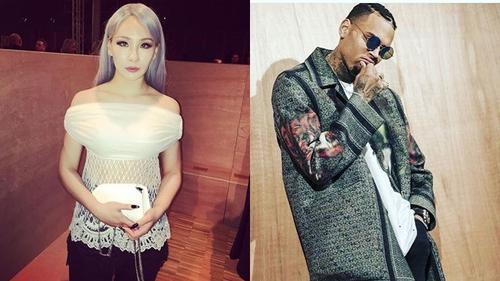 CL bất ngờ đơn giản, Chris Brown cá tính 'náo loạn' show Givenchy FW 2016