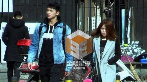 'Dispatch Trung Quốc' tung ảnh Bạch Lạc Nhân (Ngụy Châu) qua đêm cùng nữ tác giả 'Thượng ẩn'