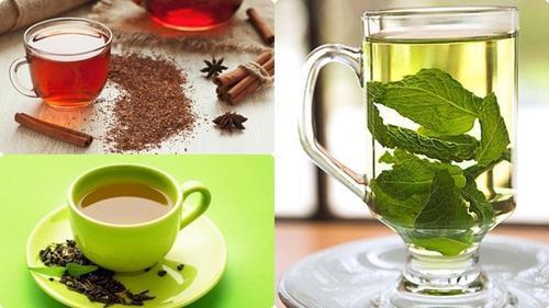 Giảm cân hiệu quả với 5 loại trà thông dụng