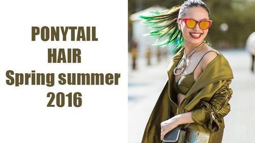 Ponytail, kiểu tóc cho nàng vụng về đang gây nghiện làng mốt Việt