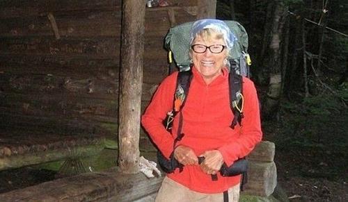 Lời nhắn tuyệt vọng trước khi chết của cụ bà 66 tuổi đi phượt một mình