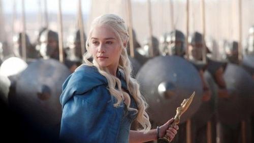 Những câu chuyện về Mẹ Rồng của Game of Thrones - Emilia Clarke