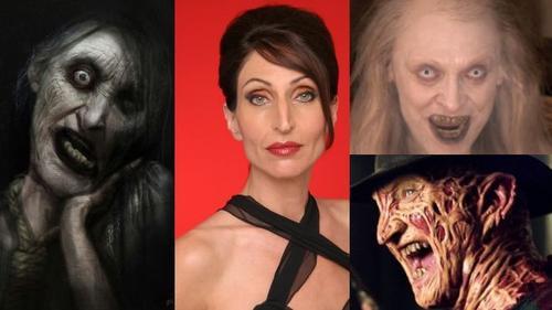 Nếu muốn xem một bộ phim…siêu kinh dị, hãy tìm những gương mặt đáng sợ này!