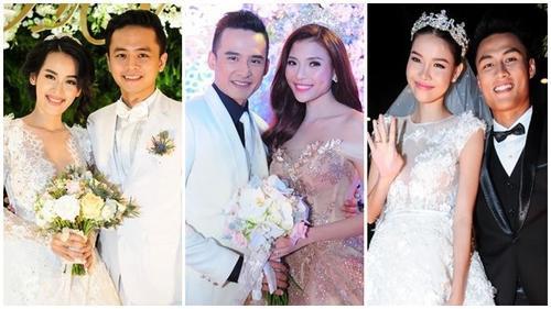 Nhìn những hình ảnh này của sao Việt, bạn sẽ muốn cưới ngay!