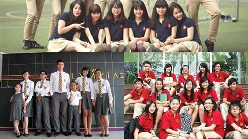 Tuyển tập những bộ đồng phục style nhất của học sinh THPT!
