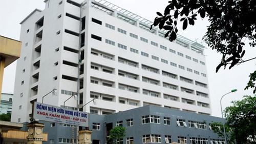 Bệnh viện Việt Đức mổ nhầm chân trái sang chân phải bệnh nhân