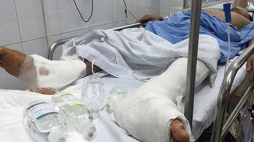 Bệnh nhân bị mổ nhầm chân xin giảm nhẹ kỷ luật cho bác sĩ