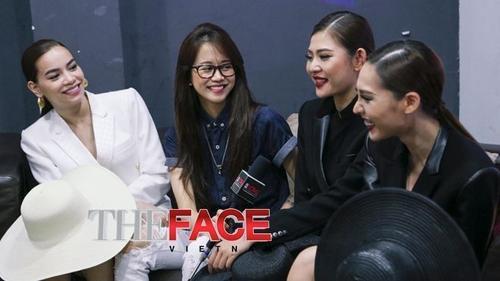 An Nguy bất ngờ làm phóng viên hậu The Face, chia sẻ 'tất-tần-tật' về Team Hồ Ngọc Hà