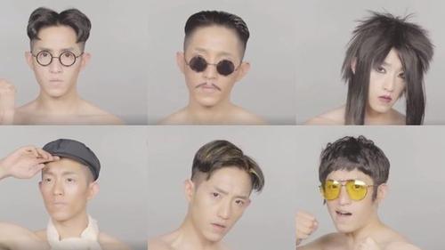 Hairstyle của phái mạnh châu Á thay đổi thế nào qua 100 năm?