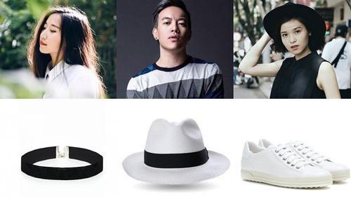 Các stylist Việt biến hóa trang phục thế nào chỉ với một 'signature item'