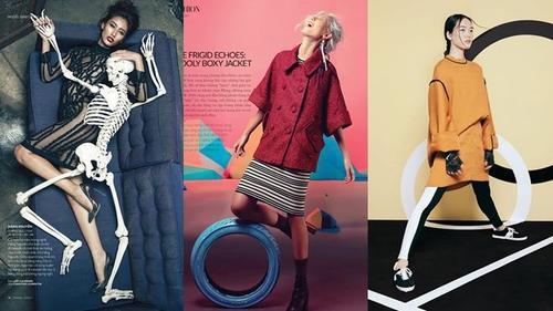 Nhìn ngắm những bộ ảnh thời trang đẹp-độc-lạ của các editorial stylist Việt