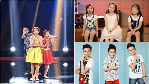 Hé lộ những nhóm đấu 'tử thần' trong tập cuối vòng Đối đầu The Voice Kids 2016
