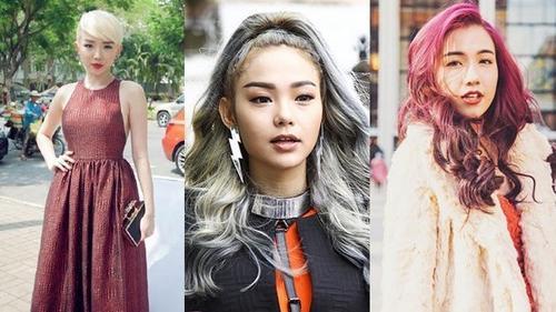 Những mỹ nhân Việt dù 'kết bạn' với màu tóc nào cũng đẹp hết nấc