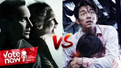 Bình chọn The Conjuring 2 và Train to Busan - Đi tìm nỗi sợ lớn nhất màn ảnh Việt năm 2016