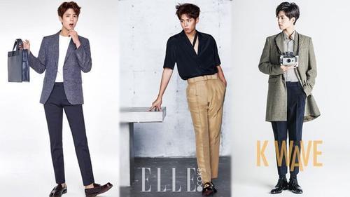 Ngoài style thời trang chất phát ngất, Thế tử Bo Gum còn 'lộ' clip đi catwalk cực chuẩn mẫu!