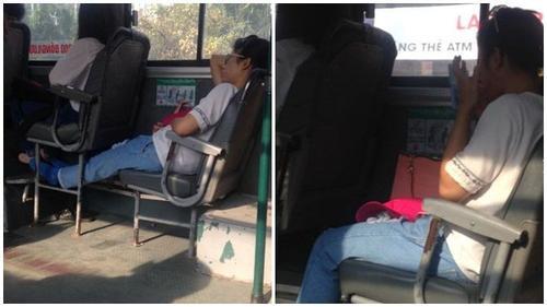 Cô gái dùng nước hoa xịt nách trên xe buýt và câu chuyện về ý thức văn minh nơi công cộng