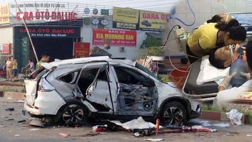 Vụ tai nạn ôtô-tàu hỏa tại Thường Tín, Hà Nội: Thêm một nạn nhân tử vong