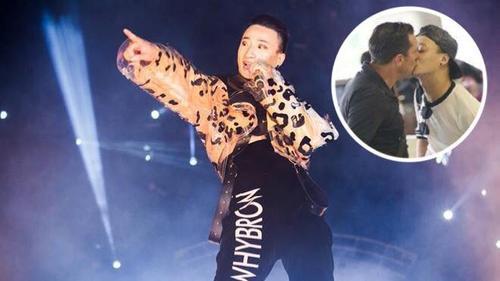 In tên bạn trai lên quần, diễn catwalk trước khi hát: Chỉ có thể là Adam Lâm!