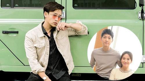 MC Quang Bảo hào hứng vì sắp được gặp Song Joong Ki và Song Hye Kyo
