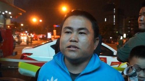Gặp gỡ người hùng đám cháy trên đường Trần Thái Tông sau nhiều giờ đối mặt với sinh tử