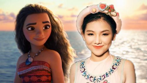 Moana hay Minh Như - Hai 'lần đầu tiên' và hai giấc mơ trở thành công chúa