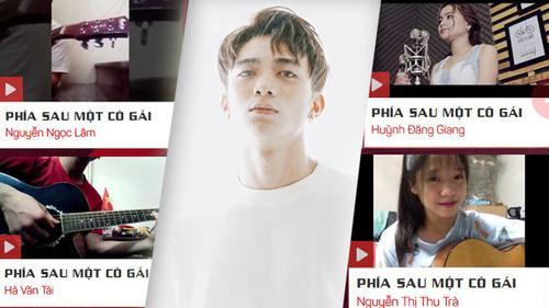 Sau 2 ngày khởi động, đây là ca khúc được dự thi nhiều nhất tại Giọng hát Việt online