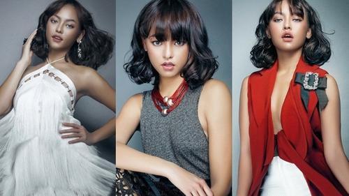 Quỳnh Mai liên tục 'thả thính' fan bằng những shoot hình thời trang đầy mê hoặc