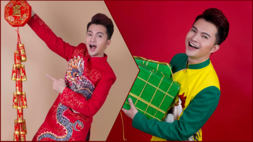 Nam Cường ăn Tết 'lớn' với 2 MV ra mắt cùng một lúc