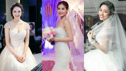 Điểm danh những Á hậu Việt quyết định 'theo chồng bỏ cuộc chơi'