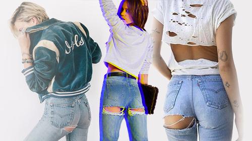Hè này, hội chị em đã chuẩn bị tâm lý biến tấu chiếc quần jeans của mình trở nên 'độc nhất vô nhị' chưa?