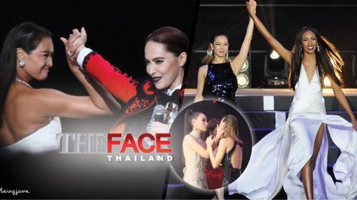 Nhìn lại đêm chung kết The Face Thailand: Hoành tráng, choáng ngợp và đầy những bất ngờ…