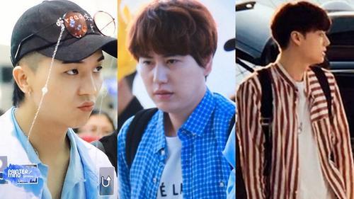 Phố cổ Hà Nội bất ngờ xuất hiện bộ ba mỹ nam Ahn Jae Hyun - Kyuhyun - Mino, thậm chí họ ở lại Việt Nam 9 ngày?