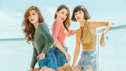 Hè tới thật rồi, diện quần short 5cm tung tẩy như Kim Chi - Lê Hà thôi!